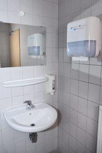 Papierspender 1 für Toiletten
