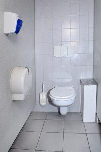 Hygienespender für Toiletten